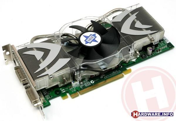 MSI NX7900GTO-T2D512E