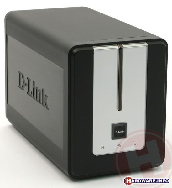 D-Link DNS-323