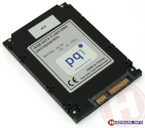 PQI 16GB SATA Flash Disk
