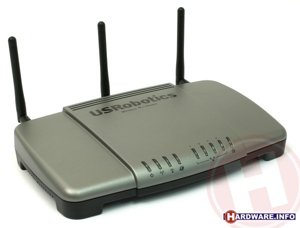 U.S. Robotics Wireless Ndx Router