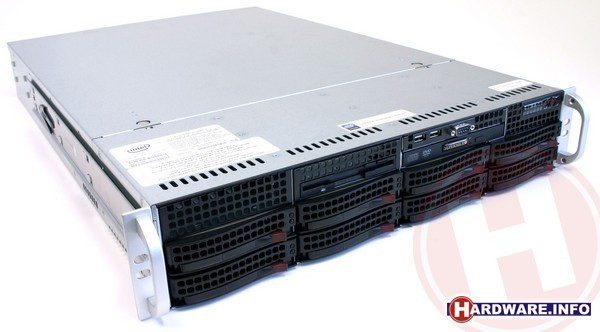 SuperMicro Stoakley Server