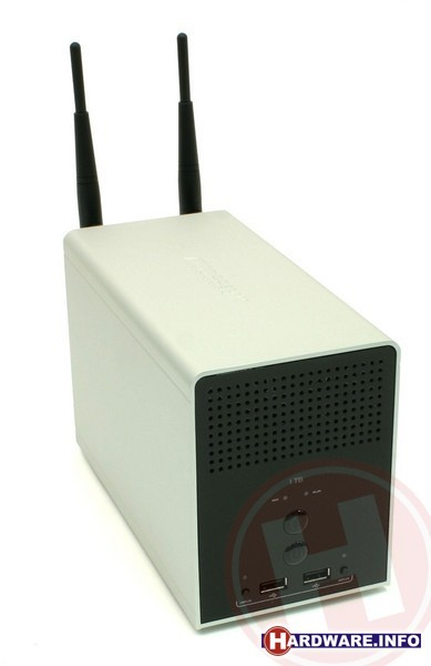 Freecom Data Tank Gateway WLAN 1TB