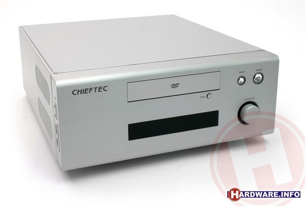 Chieftec Hi-Fi Media HT-01 Silver