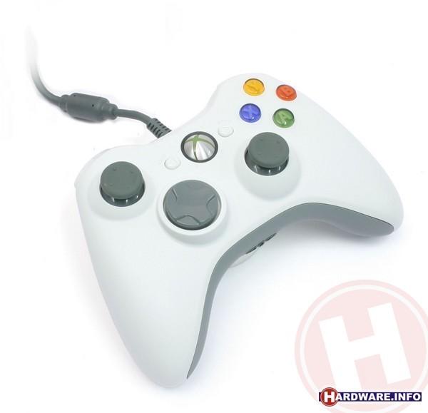 Microsoft Xbox 360 Controller White