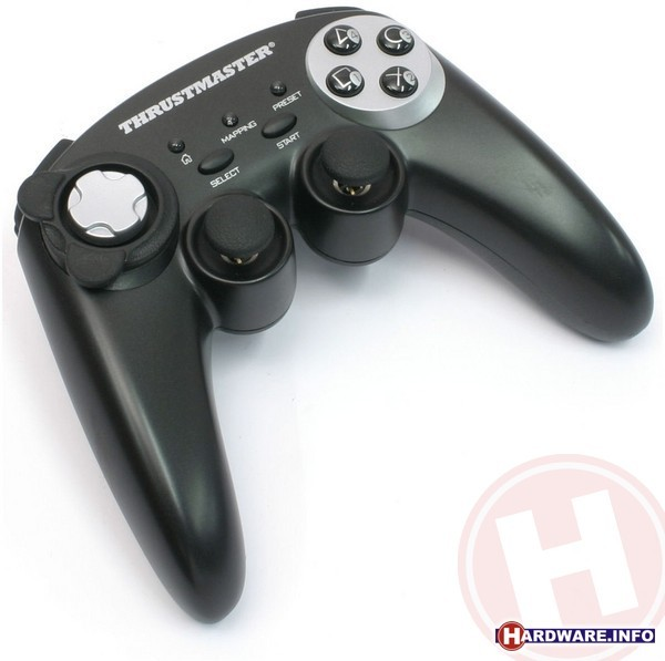 Thrustmaster Run & Drive Wireless 3in1 Rumble Force