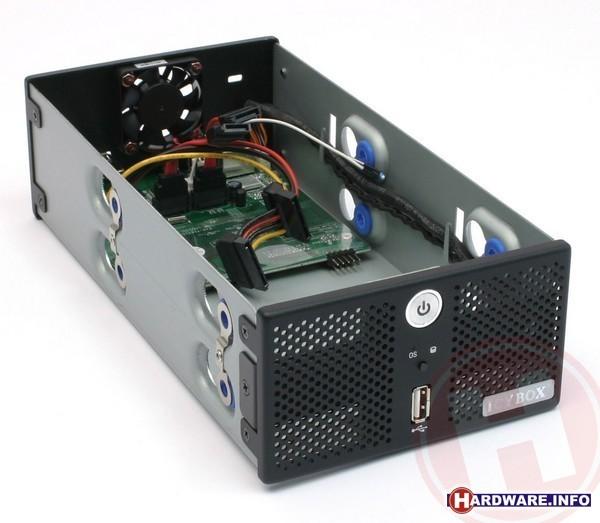 RaidSonic Icy Box NAS4220