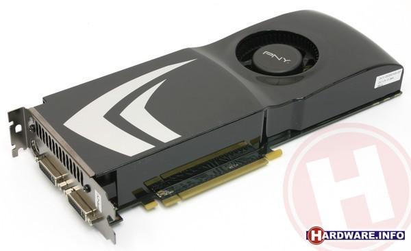 PNY GeForce 9800 GTX 512MB