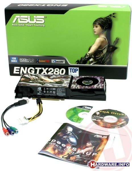 Asus ENGTX280/HTDP/1GB