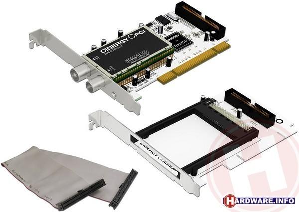 TerraTec Cinergy C PCI HD CI