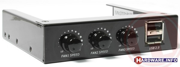"König 3.5"" Fan Controller"