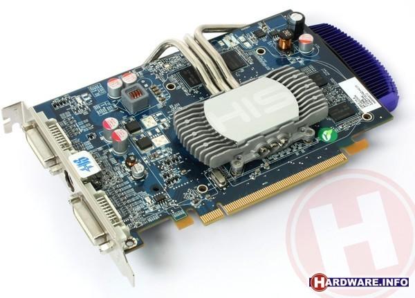 HIS Radeon HD 4650 iSilence 4 512MB