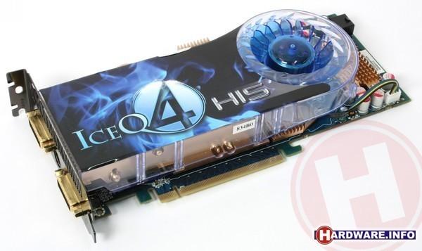 HIS Radeon HD 4850 IceQ 4 TurboX 512MB