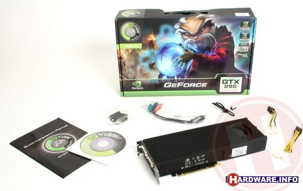 Point of View GeForce GTX 295 1792MB