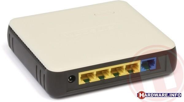 Sitecom WL-340 Wireless Router 150N X1
