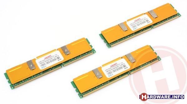 takeMS 6GB DDR3-1333 CL8 triple kit