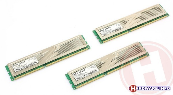 OCZ Platinum XTC 6GB DDR3-1600 CL7 triple kit