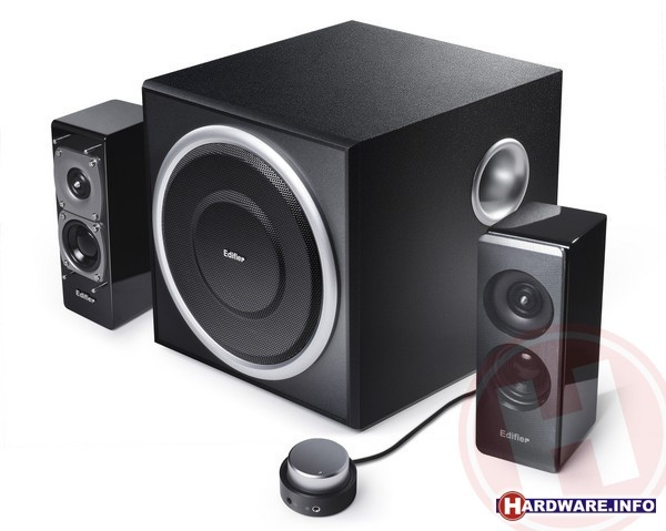 Edifier S330D Black