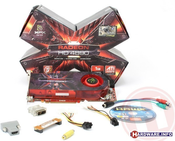 XFX Radeon HD 4890 XXX 1GB