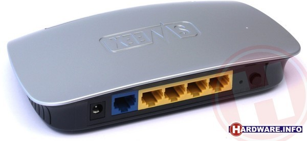 Sweex Wireless Broadband Router 150Mbps