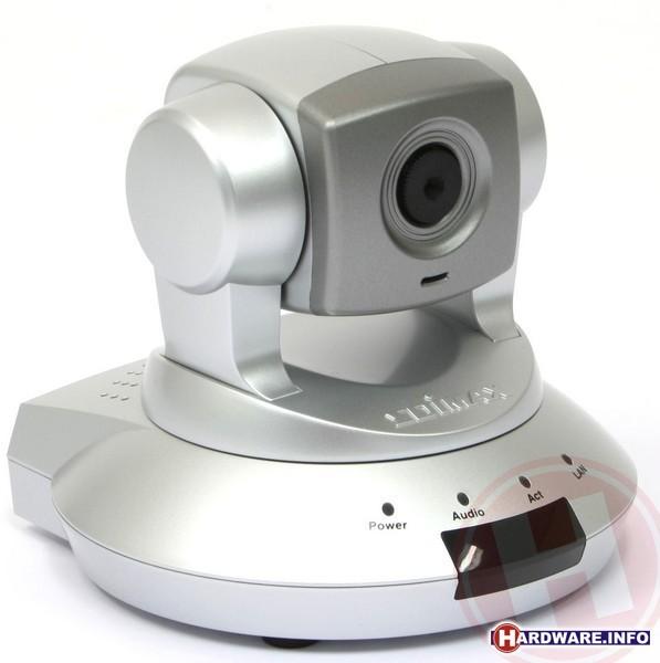 Edimax Fast Ethernet Dual Mode Pan/Tilt Internet Camera With 1.3M Pixels Lens