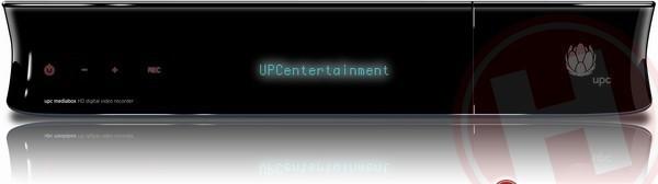 UPC HDTV DVR