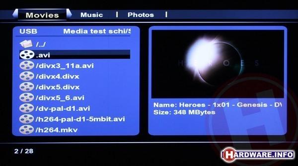 Conceptronic Media Giant Pro 500GB