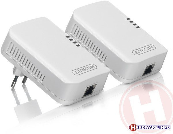 Sitecom LN-514 Homeplug 85Mbps kit