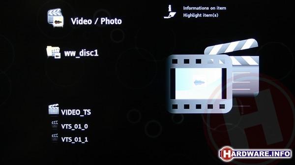 Conceptronic Grab'n'Go Wireless Media Titan 500GB