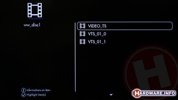 LaCie LaCinema Black Max 500GB