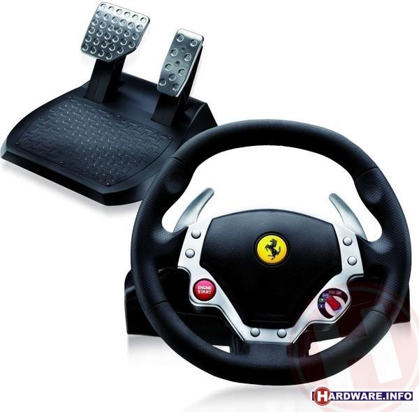 Thrustmaster Ferrari 430 Force Feedback Racing Wheel