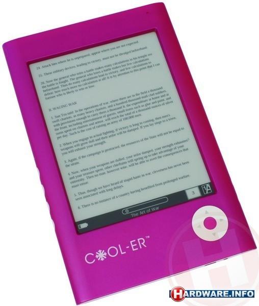 Coolreader Cool-er Cool Pink