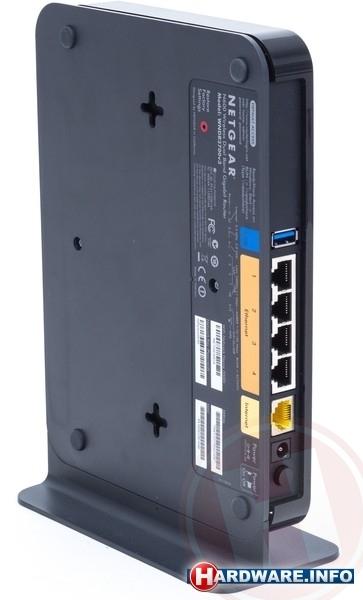 Netgear WNDR3700 Wireless Dual Band Gigabit Router