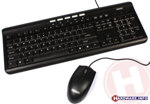 Eminent Keyboard and Mouse Set