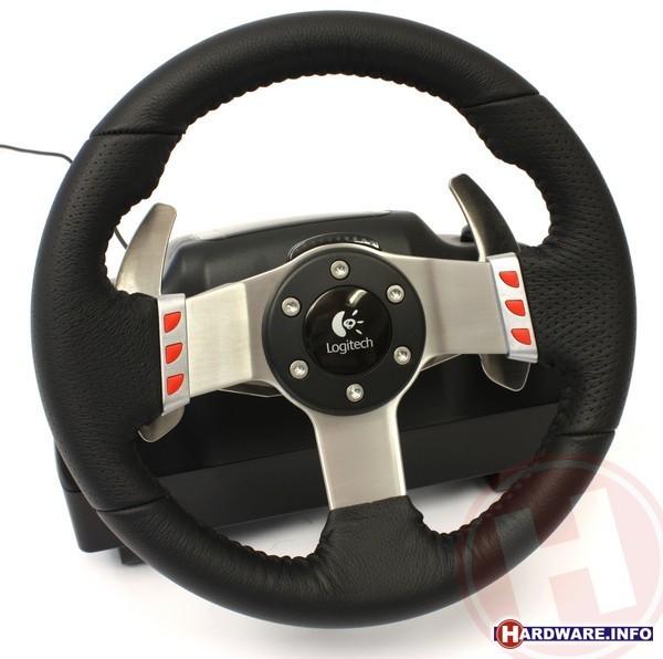Logitech G27 Racing Wheel