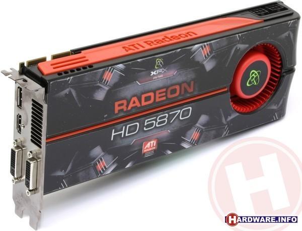 XFX Radeon HD 5870 1GB