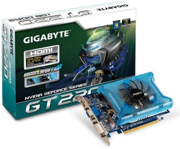 Gigabyte GV-N220OC-1GI
