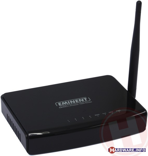 Eminent EM4553 Wireless-N 150Mbps Router