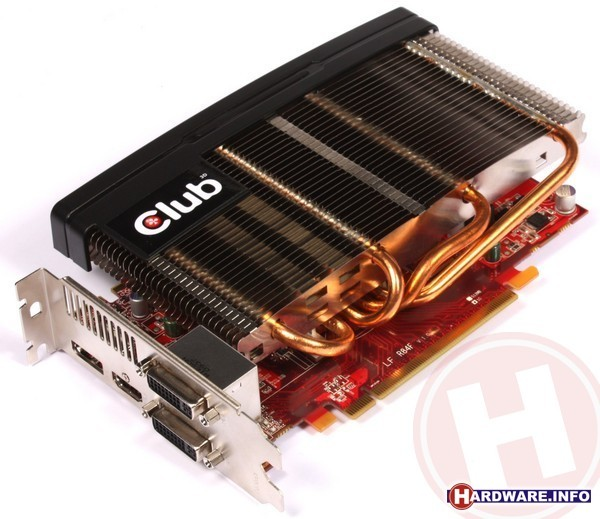 Club 3D Radeon HD 5750 Noiseless Edition 1GB