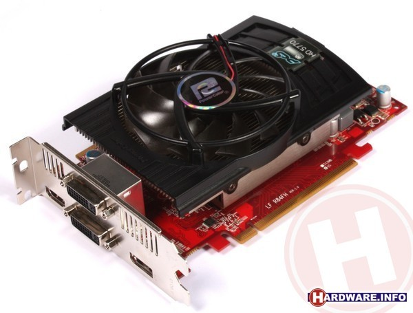 PowerColor Radeon HD 5770 PCS+ 1GB