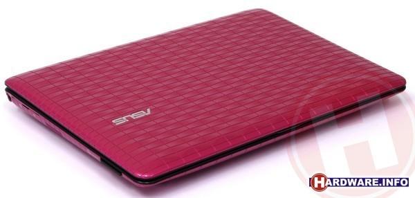Asus Eee PC 1008P Pink
