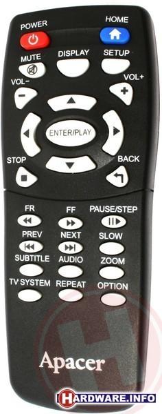 Apacer AL460 Full HD Media Player
