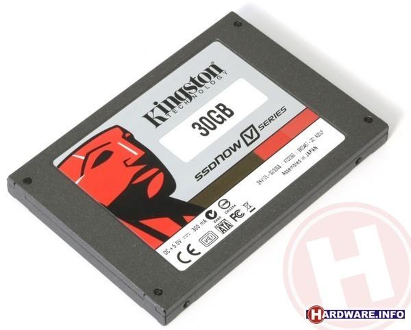 Kingston SSDNow V 30GB (stand-alone drive)