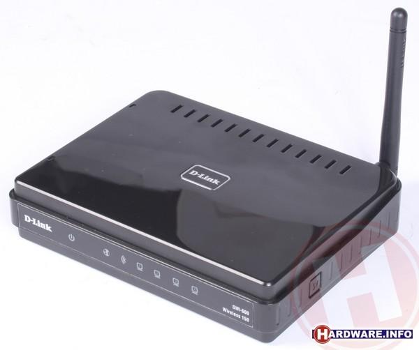 D-Link DIR-600 Wireless 150N Router