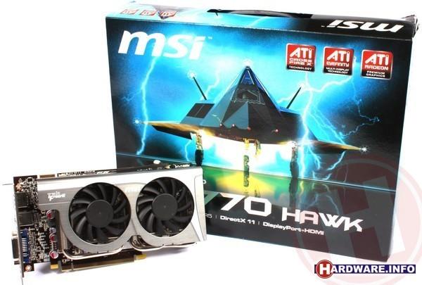 MSI R5770 Hawk