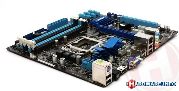 Asus P7H55-M