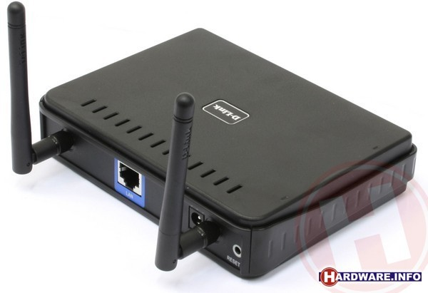 D-Link Wireless N Open Source Access Point