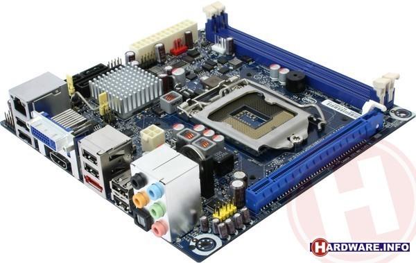 Intel DH57JG (OEM)