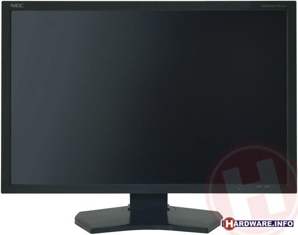 NEC MultiSync PA241W Black