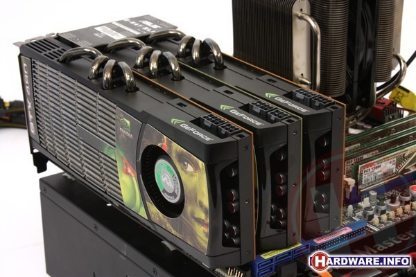Nvidia GeForce GTX 480 SLI (3-way)