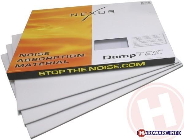 Nexus DampTek Noise Absorption Material
